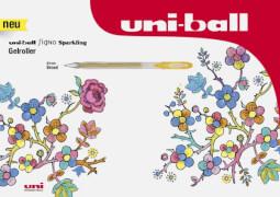 Gelroller UB SIGNO UM-120SP silber