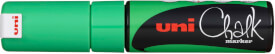 Marker UNI CHALK MARKER PWE-8K grün