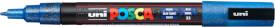 Marker UNI POSCA PC-3M Glitter dunkelbl.