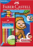 Colour Grip 12er-Etui + Pixel-it Buch