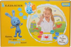 Simba KiKANiNCHEN Malen m. Fingermalfarben