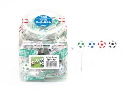 Iwako - Puzzle Radiergummi Soccer Ball ass