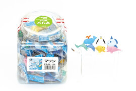 Iwako - Puzzle Radiergummi Marine Animals ass