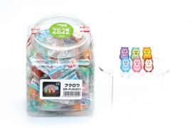 Iwako - Puzzle Radiergummi Lucky Owls ass