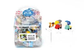 Iwako - Puzzle Radiergummi Service Vehicles ass