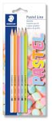 Bleistifte HB Pastel BK5 FSC 100%