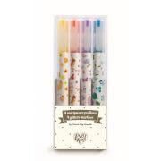 Schreibstifte : 4 Tinou glitter markers