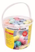 Eberhard Faber Straßenmalkreide Glitzer 20er Eimer