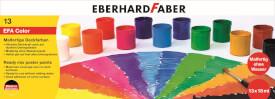Eberhard Faber Malfertige Deckfarben 13er Set # 18ml