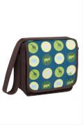 Lässig 4Kids Mini Messenger Bag Savannah petrol