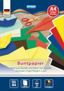 Stylex Buntpapierheft A4 12 Blatt