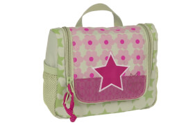 Lässig 4Kids Mini Washbag Starlight magenta