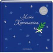 Eintragalbum Meine Kommunion Jungen Festlich