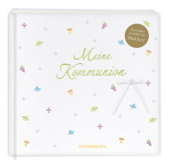 Eintragalbum Meine Kommunion Mädchen Festlich