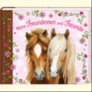 Meine Freundinnen und Freunde - Eintragbuch Pferdefreunde, 96 Seiten, ab 5 Jahren