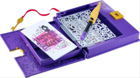 Mattel Ever After High HerzenStarwarsunsch-Tagebuch