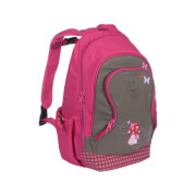 Lässig 4Kids Mini Backpack Big Mushroom magenta