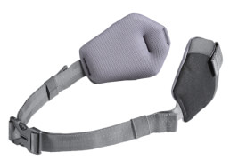 Step by Step Touch Hüftgurt für Schulranzen, grau