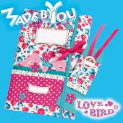 Notizbusch Love Bird