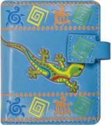 Geldbörse NEW STYLE Gekko blue