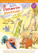 Scribble Down-Dinosaurier Abenteuer