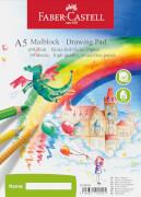 Farber-Castell Malblock A5 60 Blatt