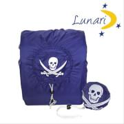 Schulranzenregenschutz ''Pirat''