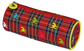Schulrucksackset Flex Style Felix, fluor.