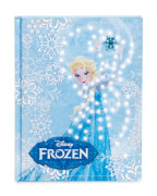 Disney Frozen - Die Eiskönigin Tagebuch mit Licht, ab 5 Jahren