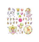 Sticker Prinzessin Lillifee
