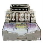 Money Notes Notizblock