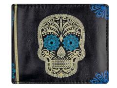 Männerbörse Men´s Wallet Skull