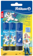 Klebestift 3x10g PELIFIX Design, P936M/3/B