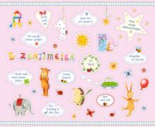 Stickerbuch - BabyGlück