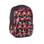 All out Schulrucksack Blaby Happy Triangle