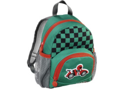 Step by Step Kindergartenrucksack, Little Dressy Racer