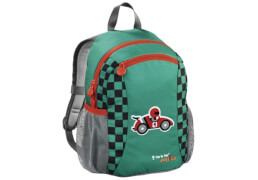 Step by Step Kindergartenrucksack Junior Racer