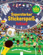 Superstarker Stickerspaß. Fuß