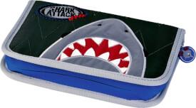 Schulrucksackset Flex Style Fun - Shark Attack