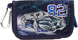 Depesche 6539 Monster Cars Portemonnaie - Karabiner