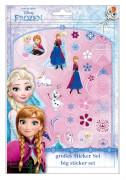 Disney Frozen - Die Eiskönigin Großes Sticker-Set
