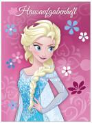 Uundercover - Disney Frozen Die Eiskönigin Hausaufgabenheft A5, 48 Blatt, ab 6 Jahren