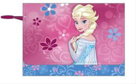 Disney Frozen - Die Eiskönigin Geldbörse mit Hangtag aus Polyester