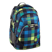 Coocazoo Schulrucksack EvverClevver 2 Lime District
