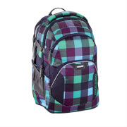 Coocazoo Schulrucksack Jobjobber 2 Green Purple District