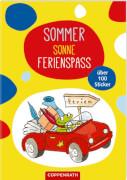 Sommer, Sonne, Ferienspaß (Über 100 Sticker)