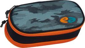 Etui Box YZEA BOX mit Zirkelfach CAMO grau