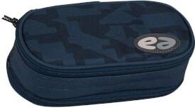 Etui Box YZEA BOX mit Zirkelfach DEEP dunkelblau