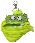 Zipit - Talking Monstar Mini Pouch - Grizzle