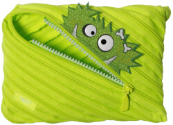 Zipit - Talking Monstar Jumbo Pouch - Grizzle